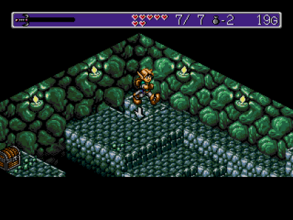 Landstalker Sega Megadrive 31