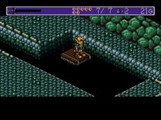 Landstalker Sega Megadrive 32