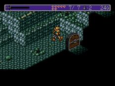Landstalker Sega Megadrive 33