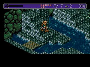 Landstalker Sega Megadrive 34