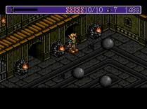 Landstalker Sega Megadrive 50