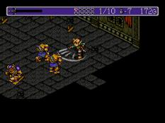 Landstalker Sega Megadrive 54