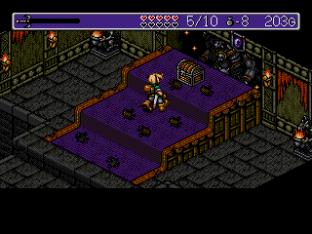 Landstalker Sega Megadrive 56
