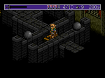 Landstalker Sega Megadrive 60