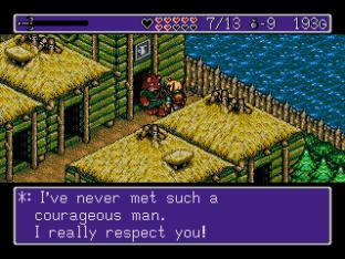 Landstalker Sega Megadrive 64