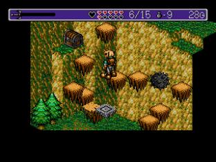 Landstalker Sega Megadrive 67