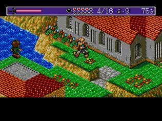 Landstalker Sega Megadrive 76
