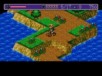 Landstalker Sega Megadrive 83