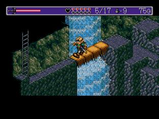 Landstalker Sega Megadrive 86