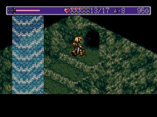 Landstalker Sega Megadrive 88