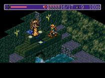 Landstalker Sega Megadrive 91