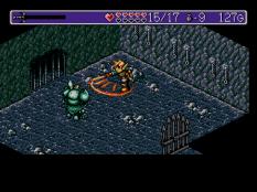 Landstalker Sega Megadrive 92