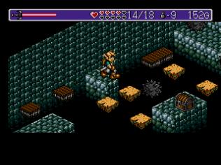 Landstalker Sega Megadrive 93