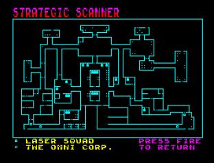Laser Squad ZX Spectrum 09