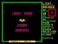 Laser Squad ZX Spectrum 10