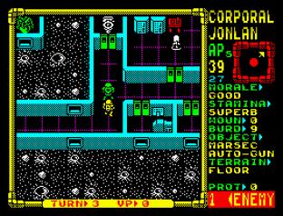 Laser Squad ZX Spectrum 20