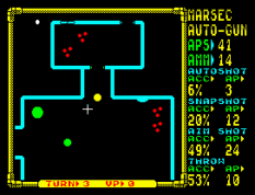 Laser Squad ZX Spectrum 21