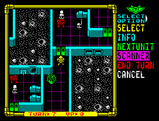 Laser Squad ZX Spectrum 31