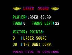 Laser Squad ZX Spectrum 32