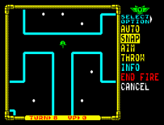 Laser Squad ZX Spectrum 33