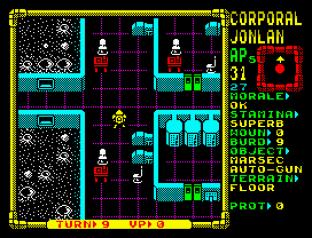 Laser Squad ZX Spectrum 34