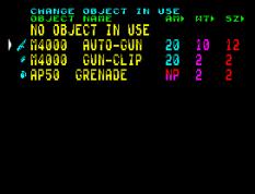 Laser Squad ZX Spectrum 44