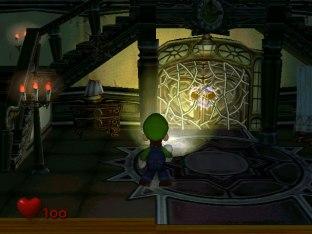 Luigi's Mansion GameCube 09
