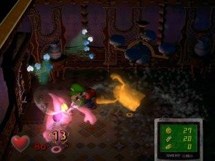 Luigi's Mansion GameCube 20