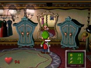 Luigi's Mansion GameCube 31