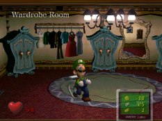 Luigi's Mansion GameCube 33