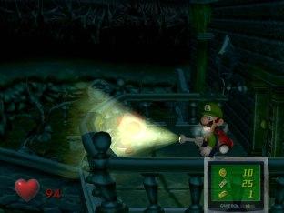 Luigi's Mansion GameCube 34
