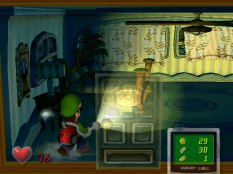 Luigi's Mansion GameCube 43