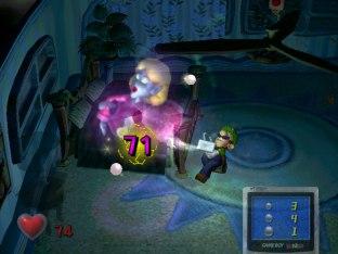 Luigi's Mansion GameCube 45