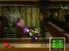Luigi's Mansion GameCube 55