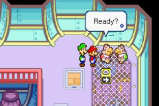 Mario & Luigi - Superstar Saga GBA 20
