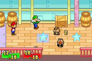 Mario & Luigi - Superstar Saga GBA 23