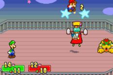 Mario & Luigi - Superstar Saga GBA 32