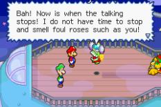 Mario & Luigi - Superstar Saga GBA 33