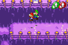 Mario & Luigi - Superstar Saga GBA 43