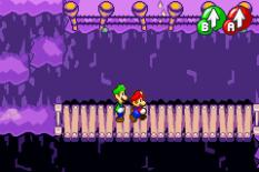 Mario & Luigi - Superstar Saga GBA 44
