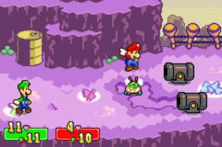 Mario & Luigi - Superstar Saga GBA 53