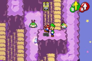 Mario & Luigi - Superstar Saga GBA 64