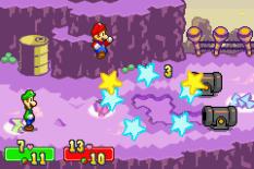 Mario & Luigi - Superstar Saga GBA 66