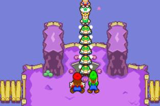 Mario & Luigi - Superstar Saga GBA 67