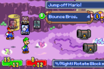 Mario & Luigi - Superstar Saga GBA 69