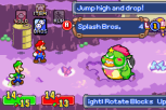 Mario & Luigi - Superstar Saga GBA 74