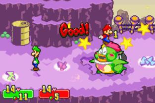 Mario & Luigi - Superstar Saga GBA 75