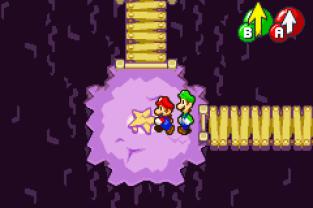 Mario & Luigi - Superstar Saga GBA 78