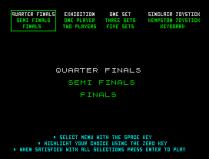 Match Point ZX Spectrum 02