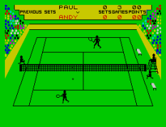 Match Point ZX Spectrum 10